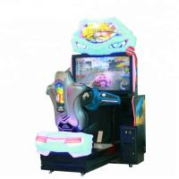 Wholesale 350W 110V Car Racing Arcade Game Machine For Kids 5 ~ 12 Years Old from china suppliers