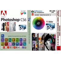 China Original Key Adobe License Key Creative Suite 6 Master Collection NOT Educational for sale