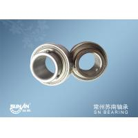 Wholesale High Speed Spherical Wheel Hub Ball Bearings SB205-16 , Bore Size 12 - 60 mm from china suppliers