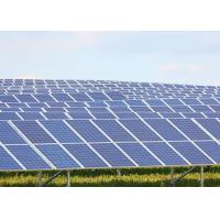 China Stable Second Hand Solar Panels , Solar Pv Modules ISO9001 / CE Approved on sale
