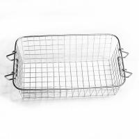Home Wire Mesh Basket , 304 316L Stainless Steel Fruit Storage Basket for sale