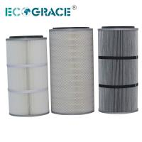 Best Performance Industrial Cyclone Dust Collector Filter Cartridge / Silo Vent Filter wholesale