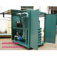 Weather-Proof (Enclosed Type) Vacuum Dielectric Oil Filtering Unit | Transformer Oil Purification Machine for sale
