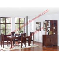 Wholesale Rectangular Table made by Solid Wooden in Dining Room Set from china suppliers