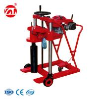 Wholesale Reach 700 mm Depth Concrete Drill Sampling Machine with Synthetic Diamond Drill Bit from china suppliers