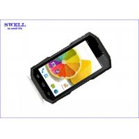 5.0 Inch Rugged Waterproof Smartphone With Pneumatic Elevation Temperature V4