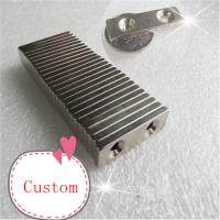 China Countersunk Rare Earth Permanent Strong Neodymium Magnets N35SH - N45SH on sale
