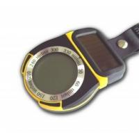 Quality Solar Digital Altimeter, Compass, Barometer, Thermometer, Weather Forecast SR308 for sale