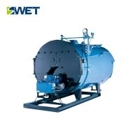 Wholesale WNS 10t/h oil gas fired fire tube steam boiler for Chemical industry from china suppliers