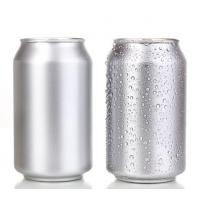 Wholesale Coffee Aluminum Beverage Cans Mini 250ml Stubby Short Thickness 0.25-0.27mm from china suppliers
