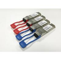 Wholesale DDM / DOM 100G QSFP28 Transceiver LR4 1310nm 10km SM Optical modules from china suppliers