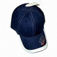 Wholesale Men's Baseball Cap, Made of 100% Cotton from china suppliers