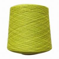China 100% cashmere yarn for knitting, wool yarn/cotton yarn is also available on sale