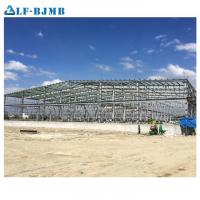 China Prefabricated Workshop Large Span Steel Structure Shed Design  Steel Truss Structure Warehouse Building for sale