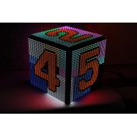Quality 64 x 64 Pixels P2.5 P3 P4 Indoor full color LED display module without using the ribbon cable for sale
