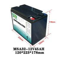 Wholesale High Capacity 12 Volt Lithium Battery Pack Electric Tools Power Supply Customized from china suppliers