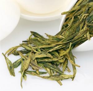 Wholesale Famous Chinese Dragon Well Green Tea , Natural Fresh Longjing Green Tea 250g/kraft bag A grade from china suppliers