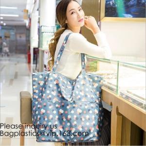 China Big shopper bag cotton shopper bag mesh tote bag for outdoor shopping,Big Tote Canvas Log Shopper Rainbow Bags, bagease on sale