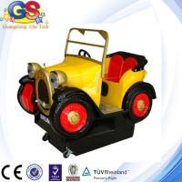 China 2014 Vintage car kids coin operated cheap kids ride on cars car kiddie ride for sale on sale