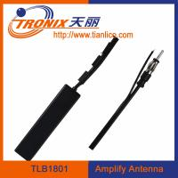 Wholesale black color car amplifier antenna/ hidden car am fm antenna/ electronic antenna TLB1801 from china suppliers