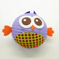 Wholesale DIY Cartoon Fish Colorful Handmade Hanging Paper Lantern from china suppliers