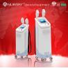 shr 2800w professional 2 handpiece e-light lamp 1Mhz ipl shr machine with ice-light for sale