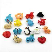 Wholesale Cute animal buttons for DIY craft/craft buttons from china suppliers