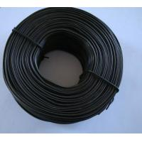 China Reinforcing Black Annealed Tie Wire / Belt Packs Tie Wire 1.57mm X 95m on sale
