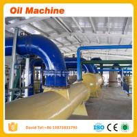 Wholesale Soybean oil making plant/soy bean oil extracting machine/soybean oil processing machine from china suppliers