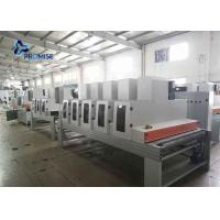 China Five Lamps UV Dryer Coating Machine For Drying MDF HPL Sheet Surface Paint on sale
