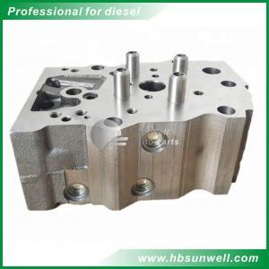 Wholesale Cummins K50 Diesel Engine Cylinder Head / 3068401 Truck Cylinder Heads from china suppliers