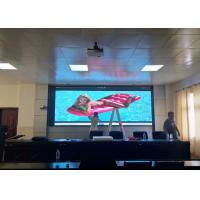 Wholesale Seamless Large LED Screen For UHD Capabilities  With Constant Current Drive from china suppliers