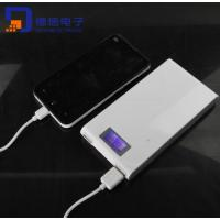 China New Arrival 10000mAh High Capacity Power Bank for iPhone 6 with Dual Ports (LCPB-AS052) on sale