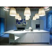 Wholesale Decorative White Nano Glass Panel for Modern Kitchen from china suppliers