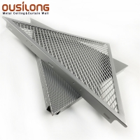 Wholesale Right Edge 1.2mm Perforated Acoustic Tiles For School from china suppliers