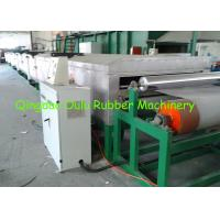 China Rubber Underlay Machinery Carpet Making Machine Low Power Consumption on sale