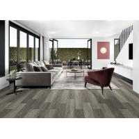 1000mm Width Vinyl Floor Decor Layer Waterproof Carbonized Oak Wood Color for sale