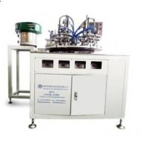 AM132 DC Head Wire Soldering Machine Adopts Vibrating Tray Artificial Feeding Way