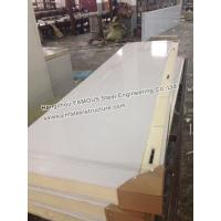High Airtightness Seafood Commercial Walk In Freezer Insulated Panels for sale