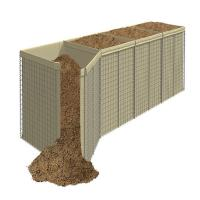 Wholesale UV Protecting Perimeter Hesco Bastion Concertainer 4.0mm Wire Gauge from china suppliers