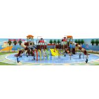 China Fun Water Park Playground Equipment Safe Entertaining ISO9001 Certificate for sale