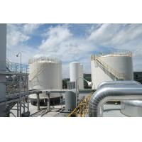 High Capacity 99.6% Liquid O2 / N2 / L N2 Air Separation Plant ISO9001 2008