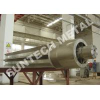 Alloy 20 Clad Wiped Thin Film Evaporator for Chemical Processing
