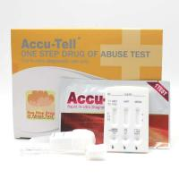 Wholesale Accu-Tell® Multi-Drug Saliva Rapid Test Cassette from china suppliers