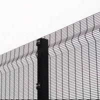 Wholesale High Precision Welded Mesh Fence , Welded Wire Utility Fence For Villas / Community from china suppliers