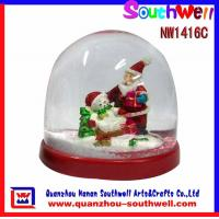 Buy cheap plastic water globes from wholesalers