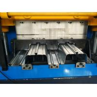Wholesale 0.8 - 1.5mm Thickness Floor Deck Roll Forming Machine CNC Roll Forming Machine from china suppliers