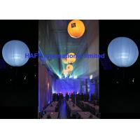 Wholesale 1.6M Diameter Balloon Inflatable Lighting Decoration DMX512 Control Option from china suppliers