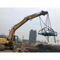 China BYPB400S Hydraulic Pile Breaker for your 400-600mm concrete piles construction From China on sale