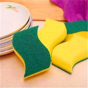 Wholesale Kitchen sponge scourer /good sponge scourer,sponge scouring pad,sponge scourer from china suppliers